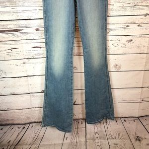 7 For All Mankind Jeans - 7 For All Mankind 7FAM a pocket flare leg light